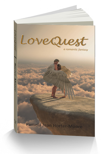 Love Quest - Front Cover - Pamula Horter-Moore